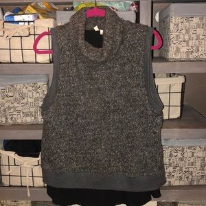 Anthro Sleeveless Sweater